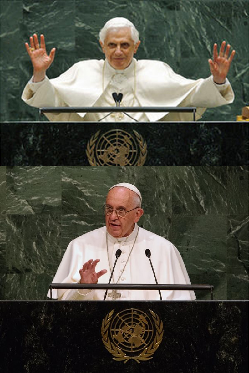 UNpopes