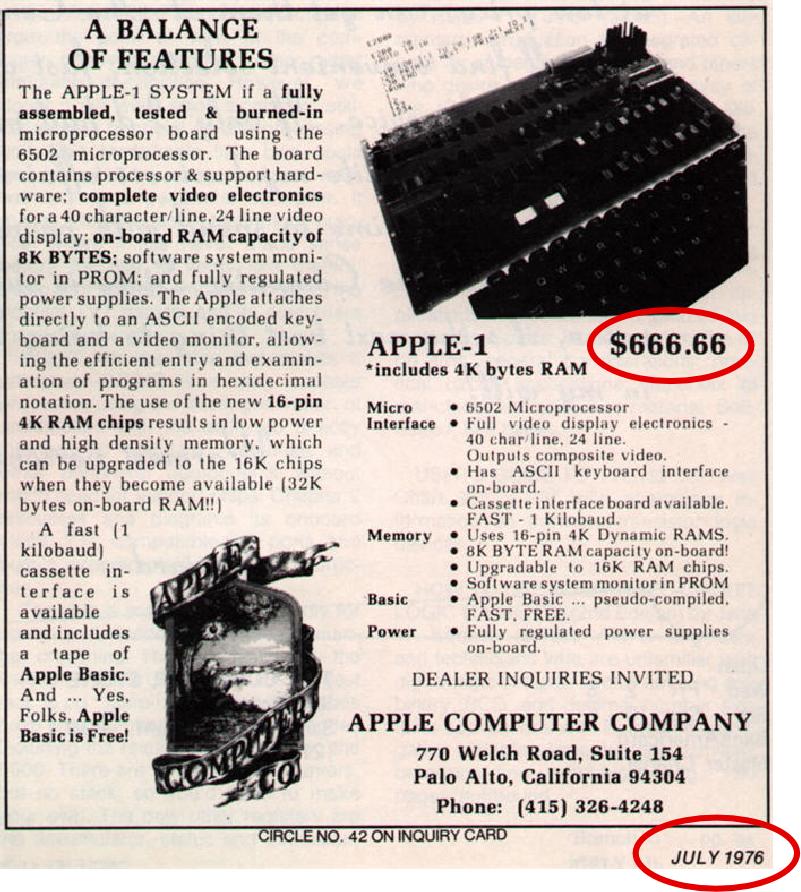 Apple666