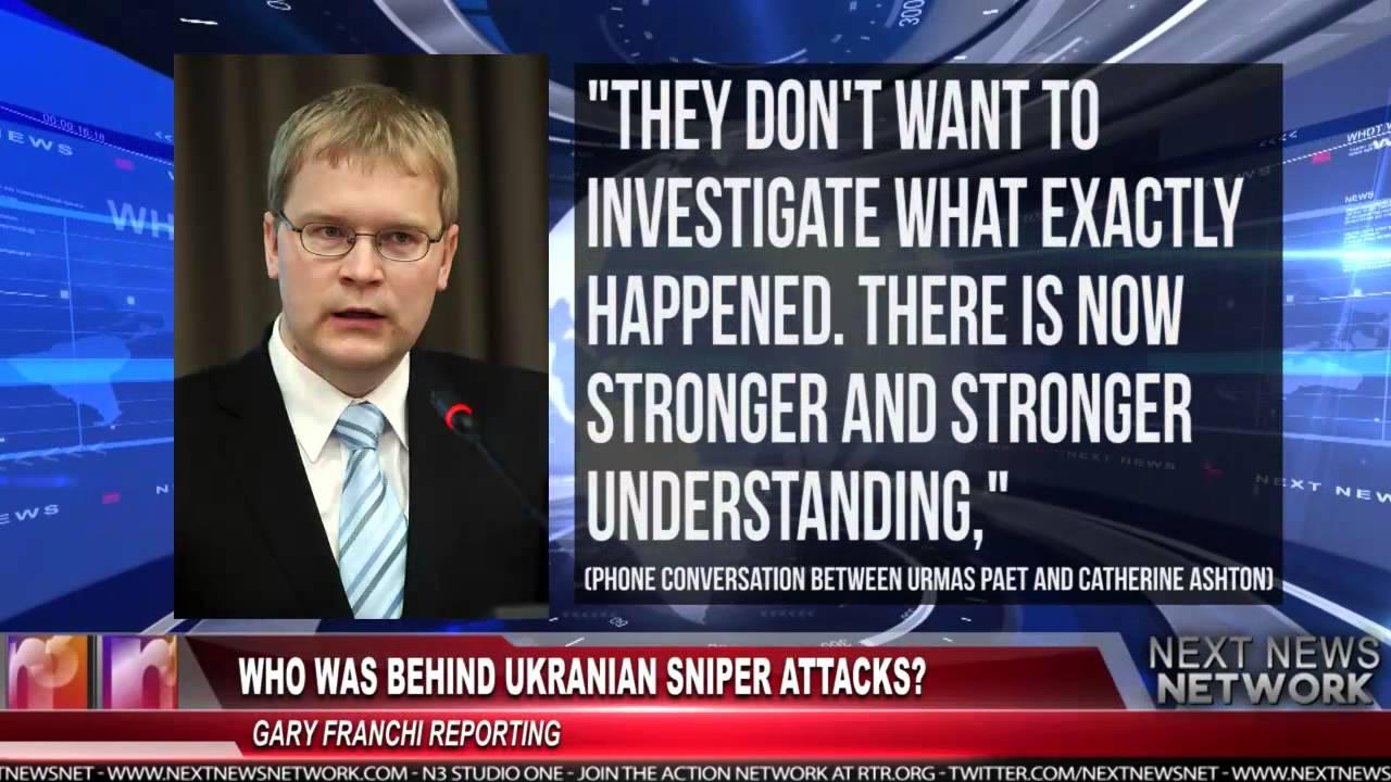 ukraniansniperattacks